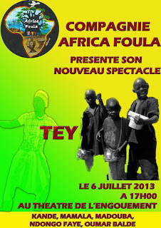 compagnie africa foula senegal talibé toubab dialaw sobobade